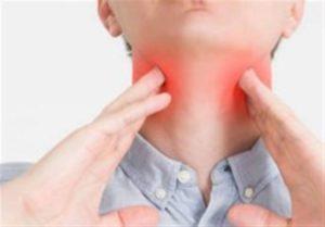 Острая боль в горле, много слюны