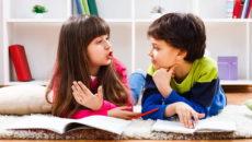 Ребенок не разговаривает в 2,7