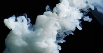 Вдохнули дым от пластика
