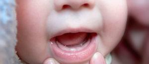 Сон при прорезывании зубов