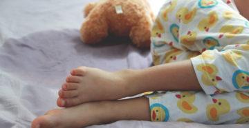 Ребёнок писается по ночам